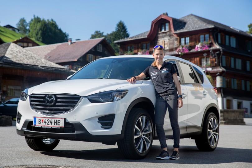 Bianca Steurer, Auto Meusburger