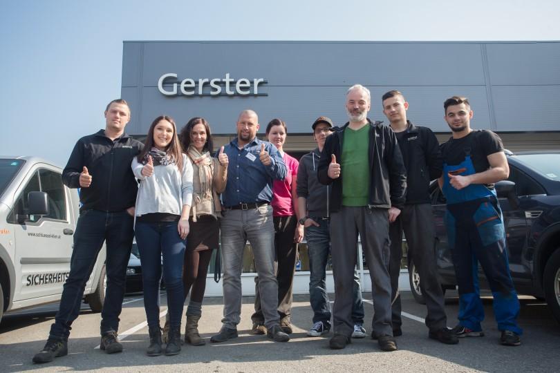 Vorarlberger Autotage, Auto Gerster, Herrschaftswiesen 14, 6842 Koblach